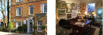 marlborough antiques hungerford showrooms